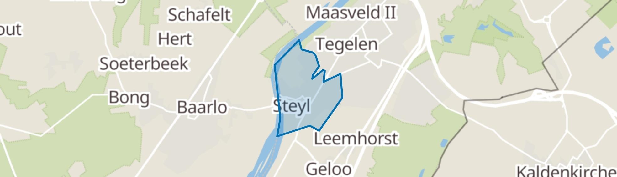 Steyl map