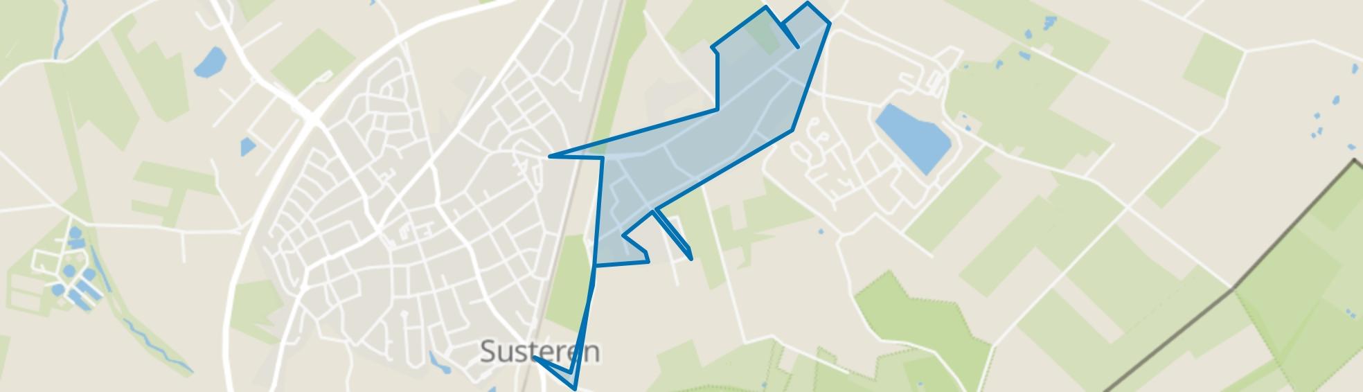 Heide, Susteren map