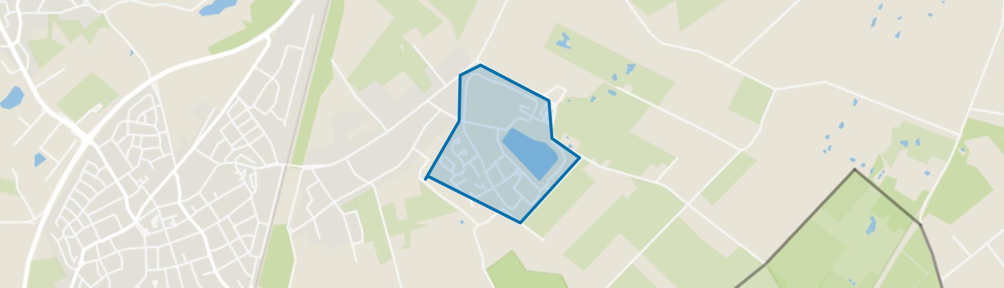Recreatiepark Hommelheide, Susteren map