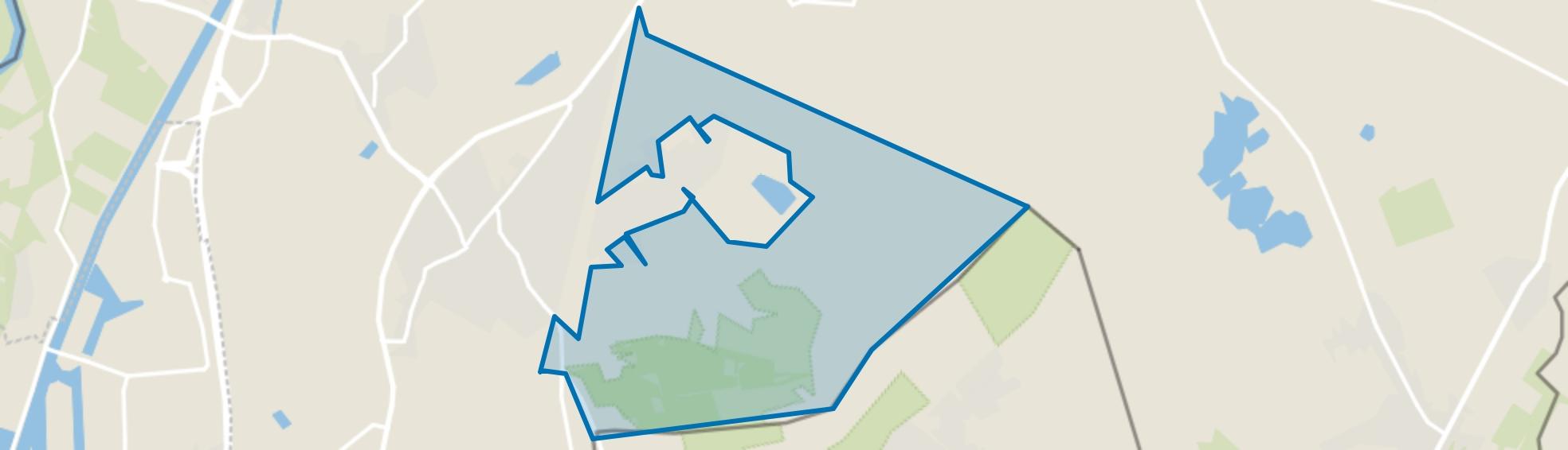 Verspreide huizen Heide, Susteren map