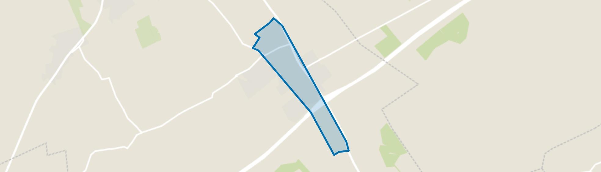 't Harde-Centrum, 't Harde map