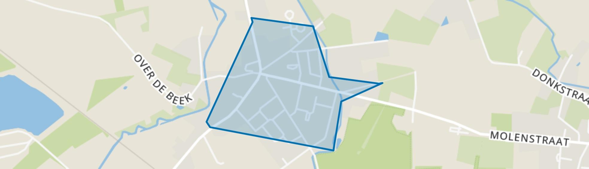 Tienray, Tienray map