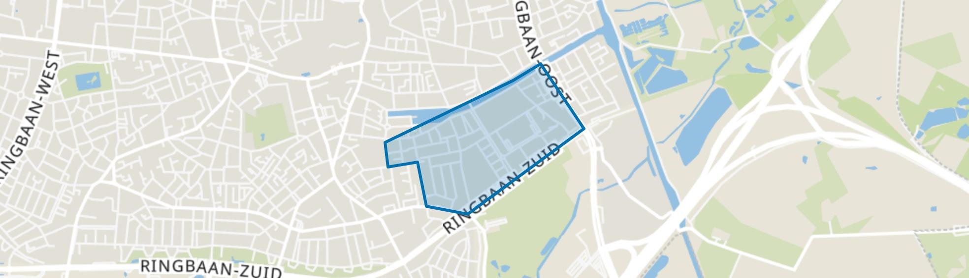 Fatima, Tilburg map