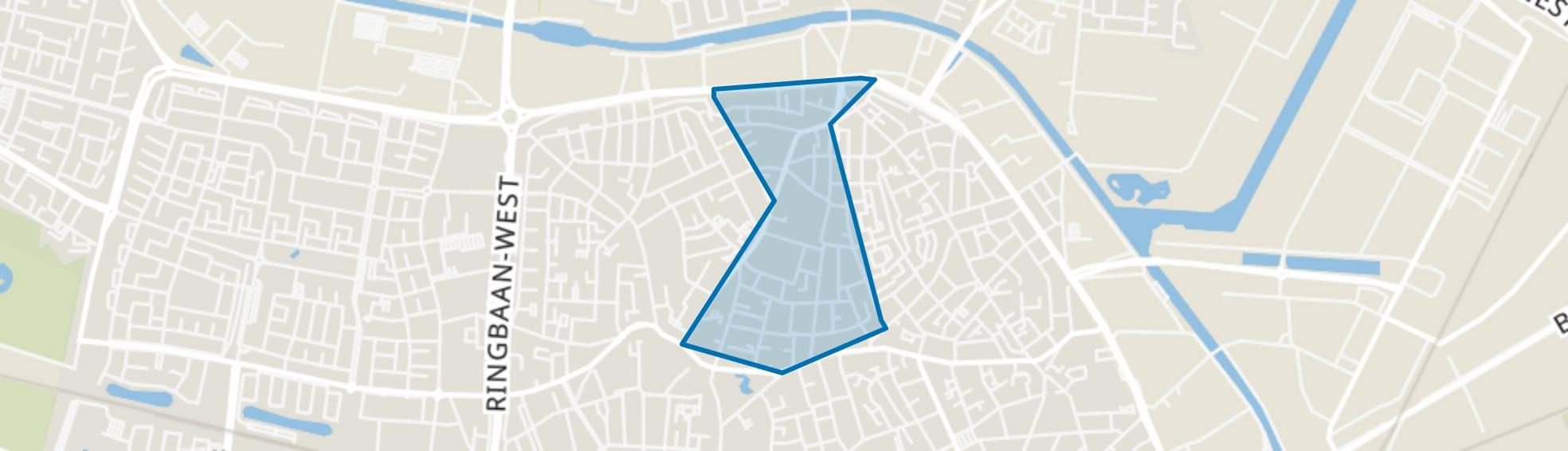 Het Goirke, Tilburg map