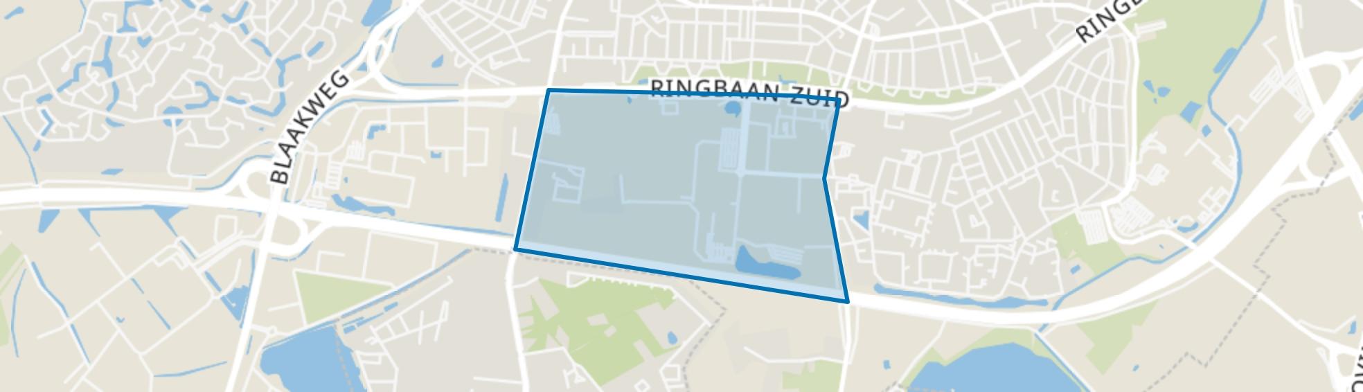 Stappegoor, Tilburg map