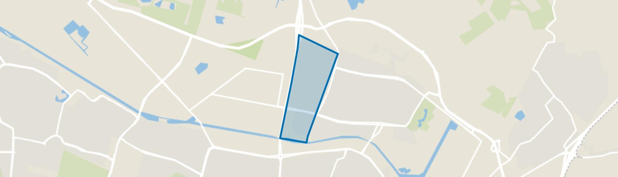 Stokhasselt, Tilburg map