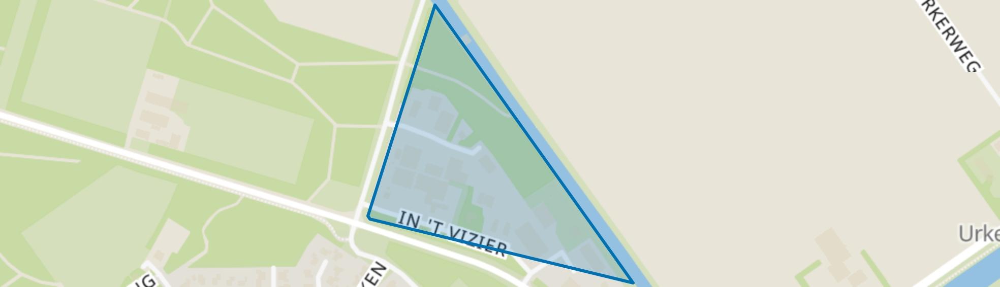 Tollebeek-bedrijventerrein, Tollebeek map