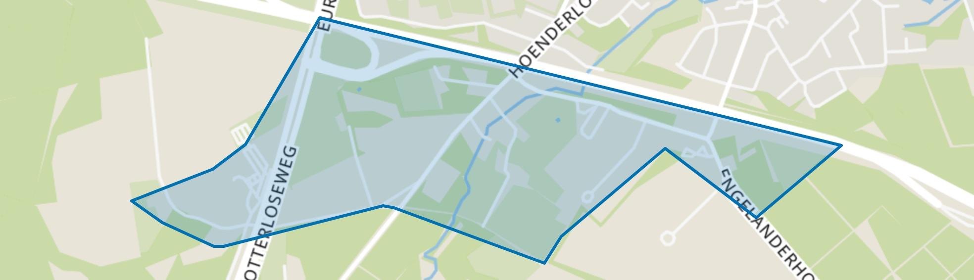Ugchelen-Zuid, Ugchelen map