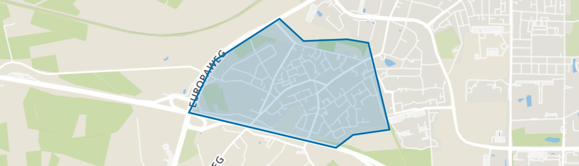 Ugchelen, Ugchelen map