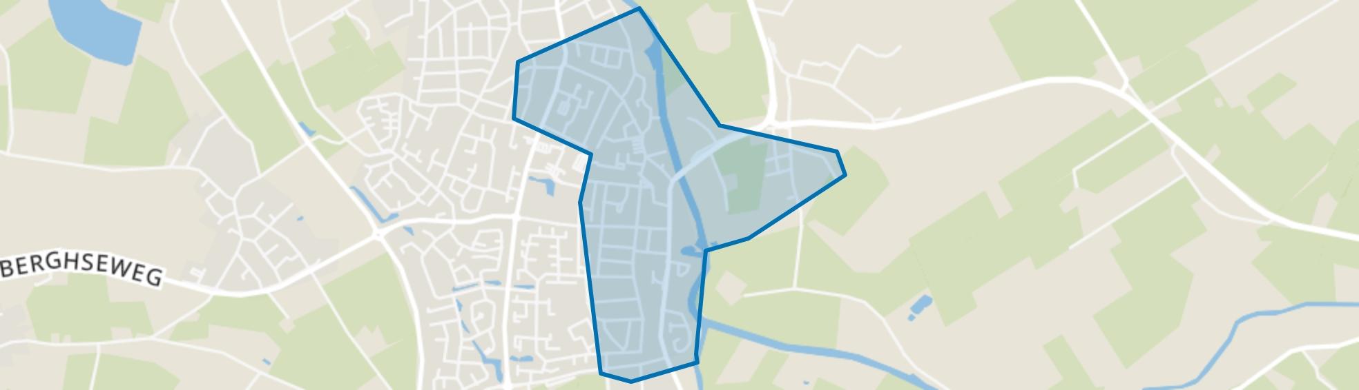 Ulft-Centrum en Ulft-Oost, Ulft map