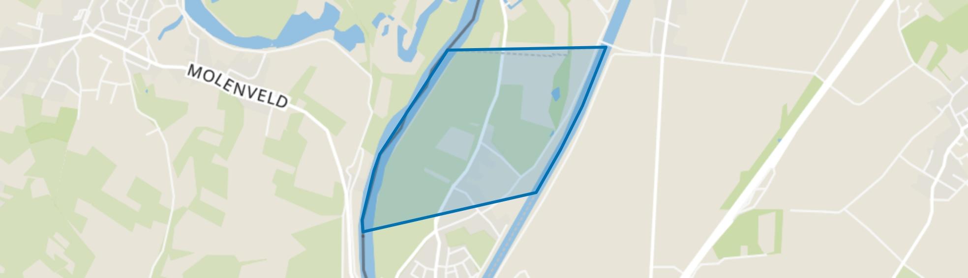 Nattenhoven, Urmond map
