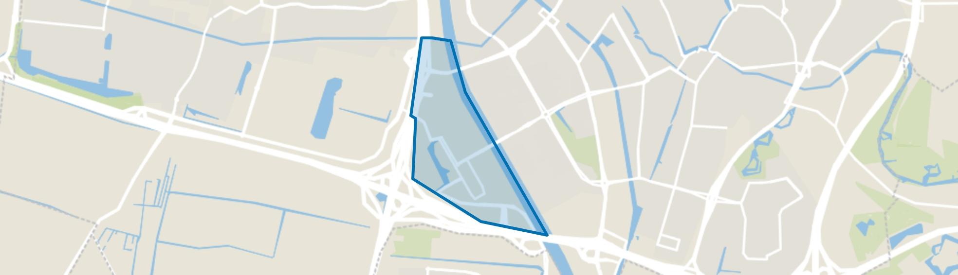 Bedrijvengebied Papendorp, Utrecht map