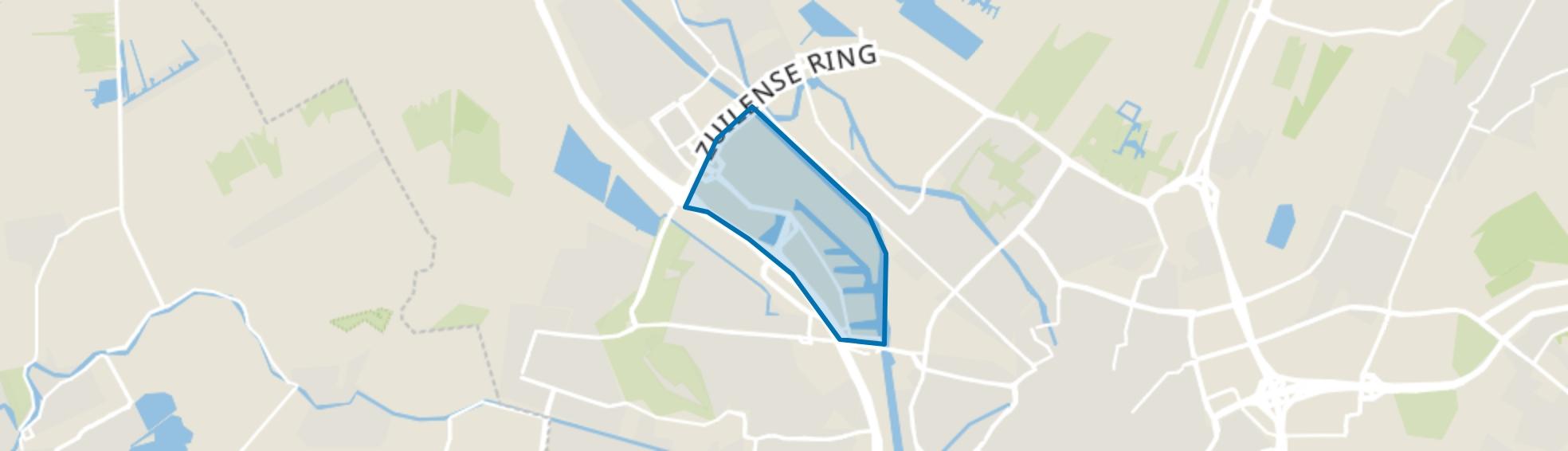 Bedrijventerrein Lageweide, Utrecht map