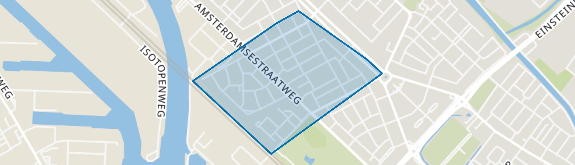 Elinkwijk en omgeving, Utrecht map