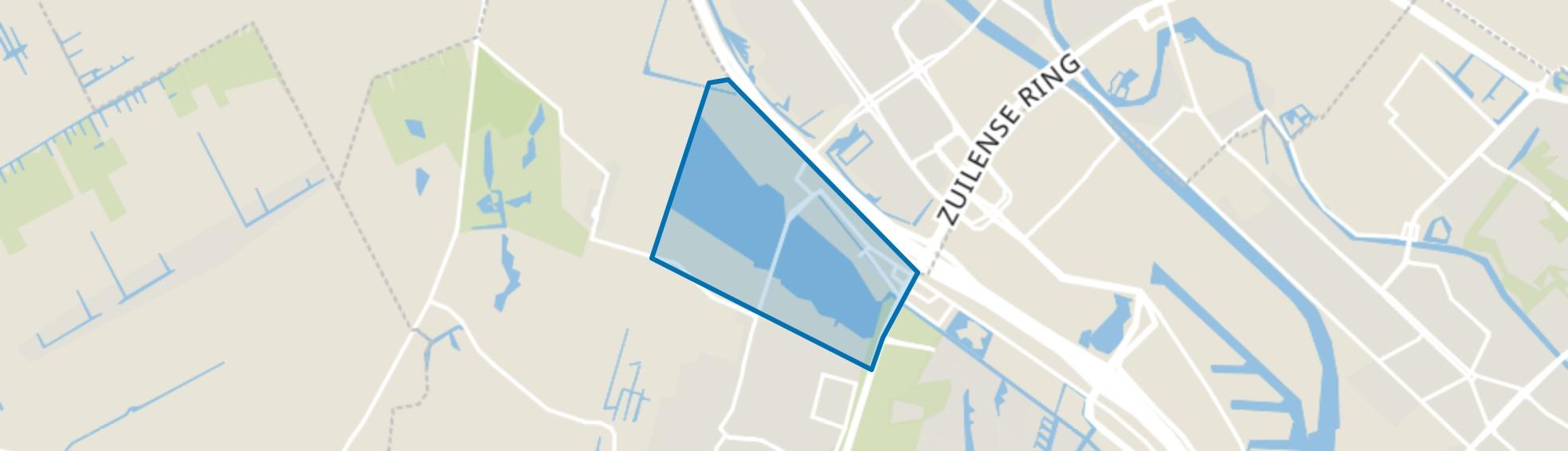 Haarrijn, Utrecht map