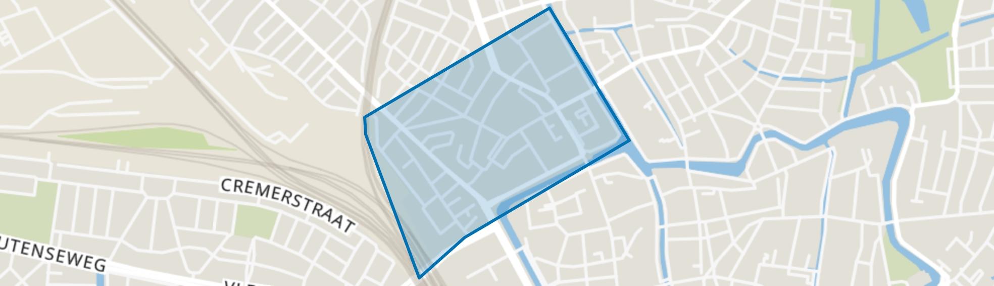 Pijlsweerd-Zuid, Utrecht map