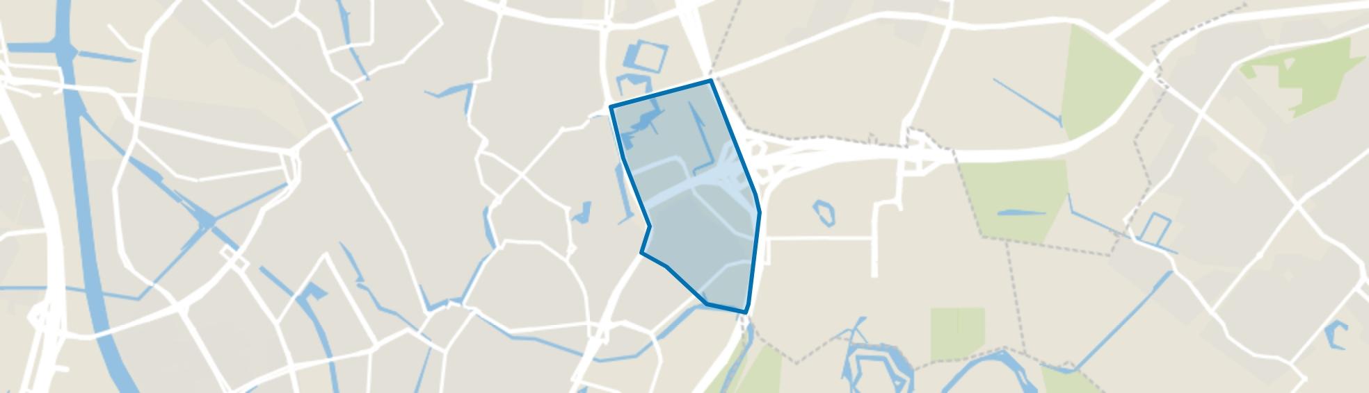 Rijnsweerd, Utrecht map