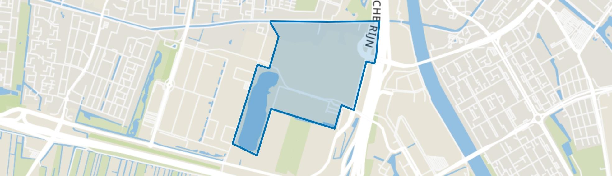 Rijnvliet, Utrecht map