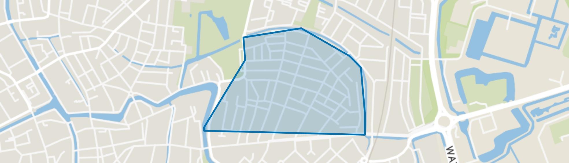 Wittevrouwen, Utrecht map