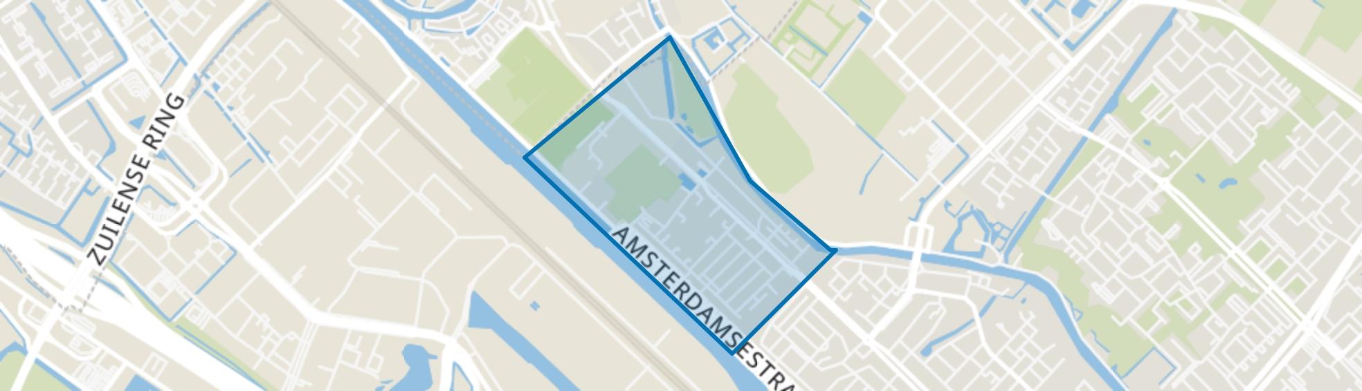 Zuilen-Noord, Utrecht map