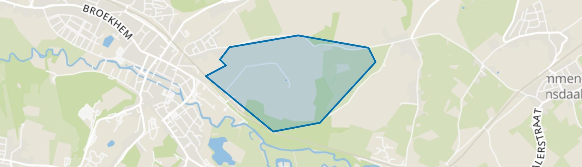 Euverem, Valkenburg (LI) map