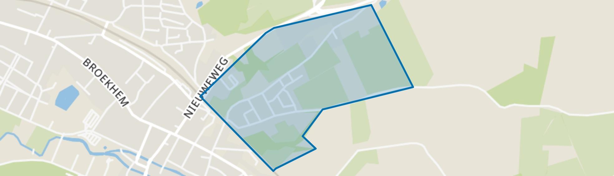 Hekerbeek, Valkenburg (LI) map