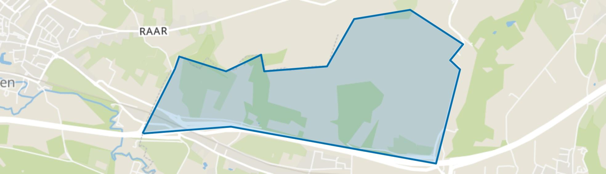 Houthemerveld, Valkenburg (LI) map