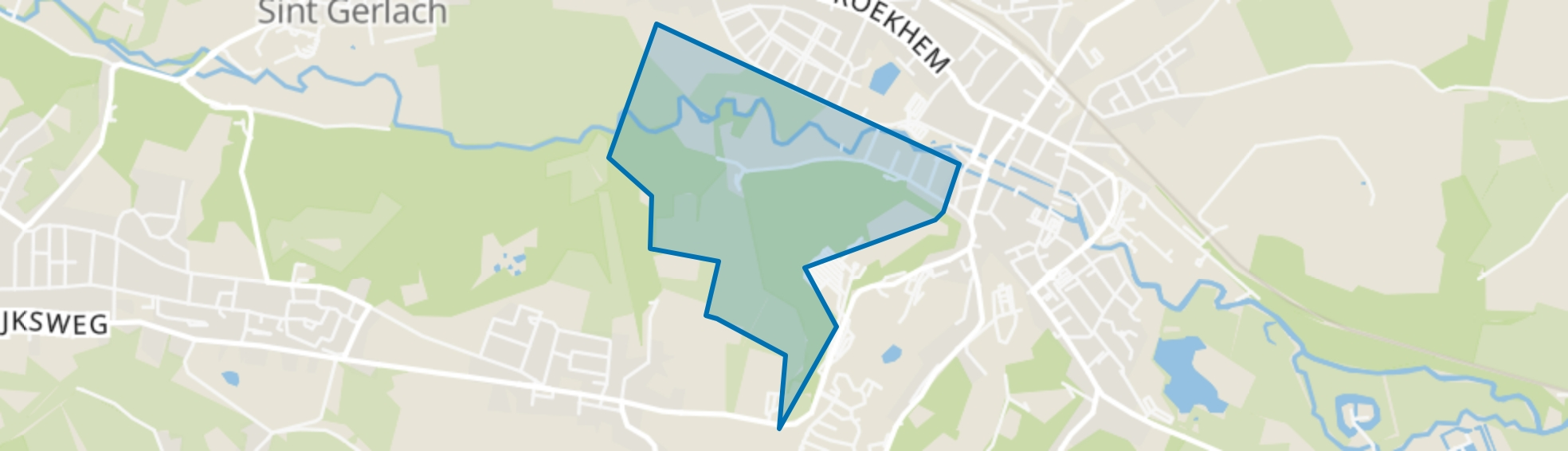 Plenkert, Valkenburg (LI) map