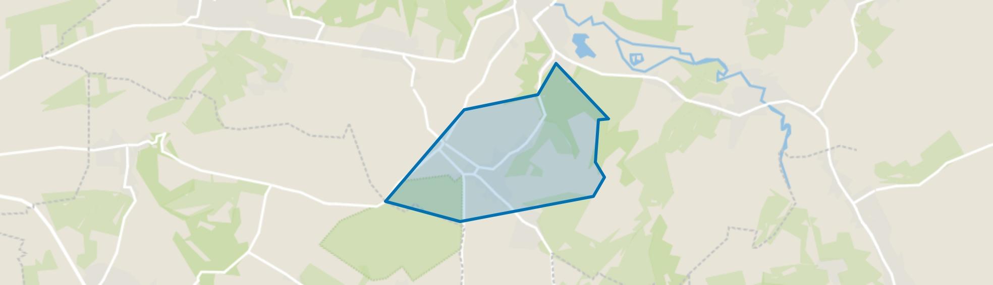 Sibbe, Valkenburg (LI) map