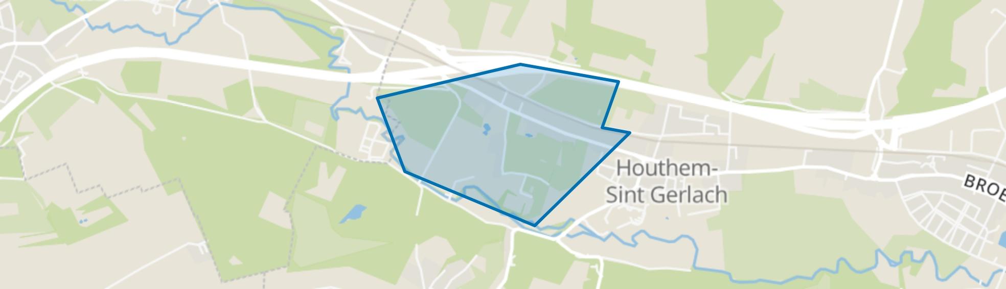 Vroenhof, Valkenburg (LI) map