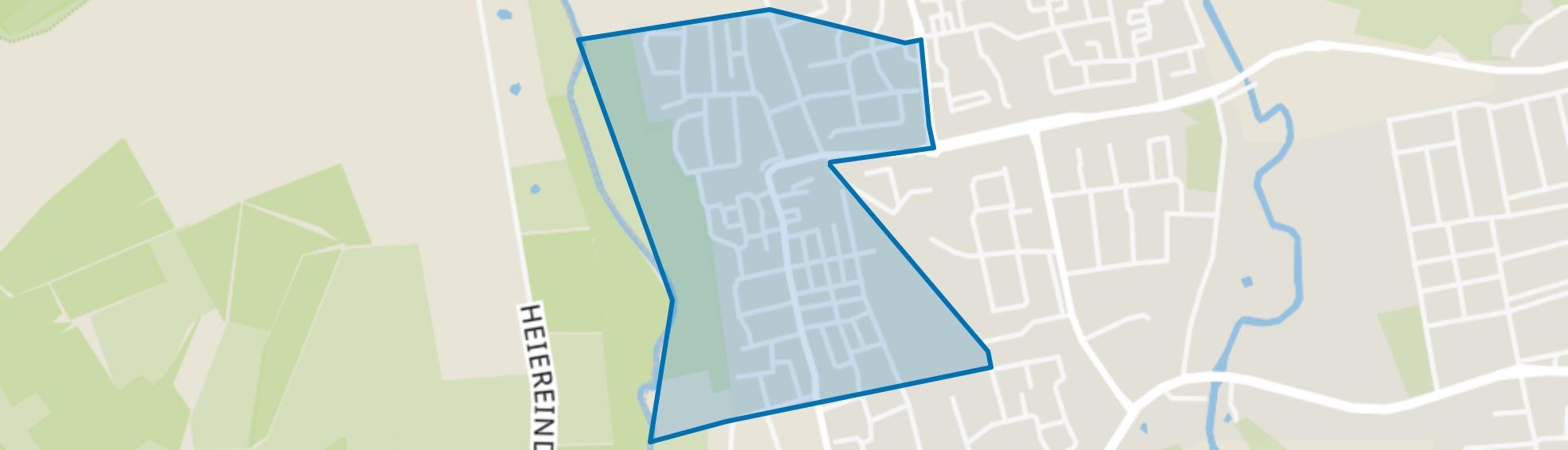 Brouwershof, Valkenswaard map