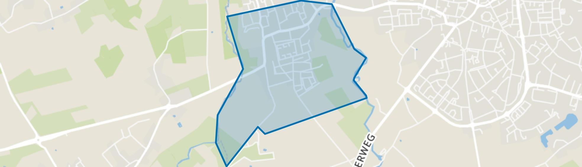 Dommelen, Valkenswaard map