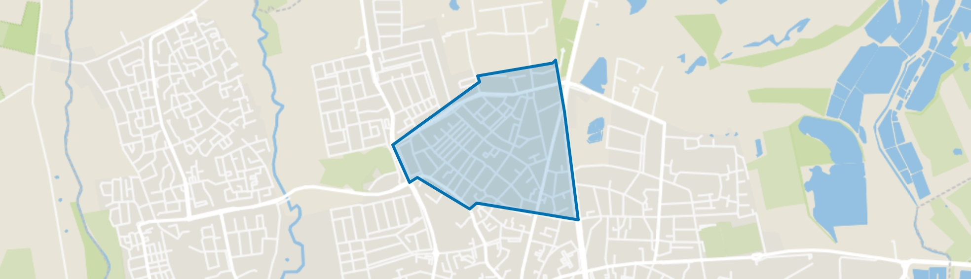 Geenhoven, Valkenswaard map
