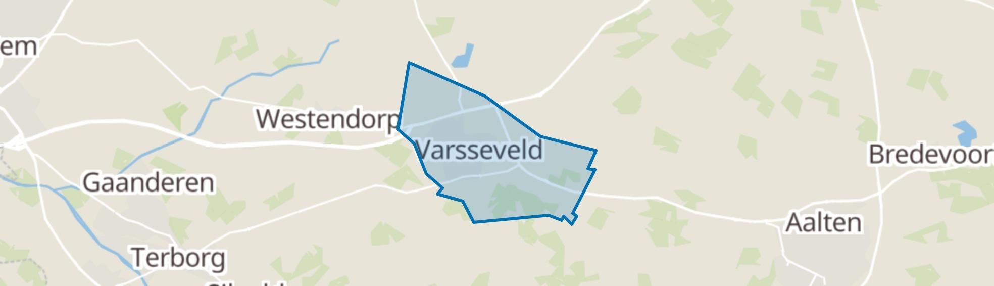 Varsseveld map