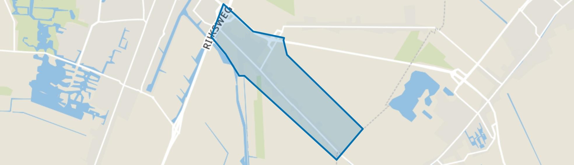 Ommelanderwijk, Veendam map