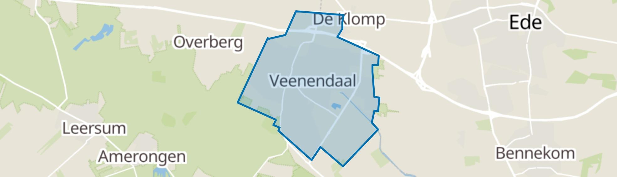 Veenendaal map