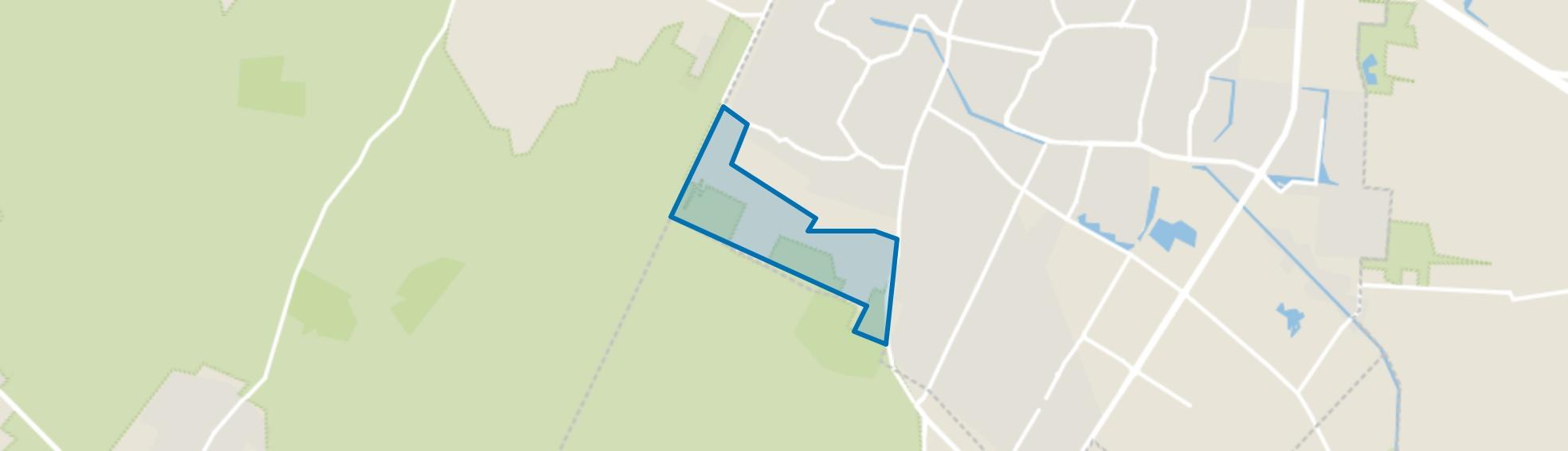 Bezuiden de Dijkstraat, Veenendaal map