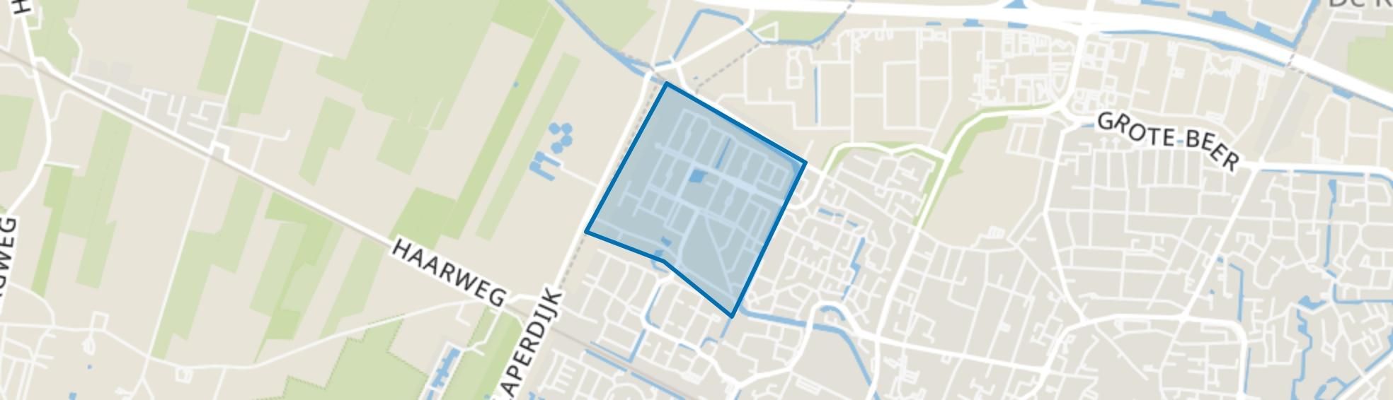 Componistenbuurt, Veenendaal map