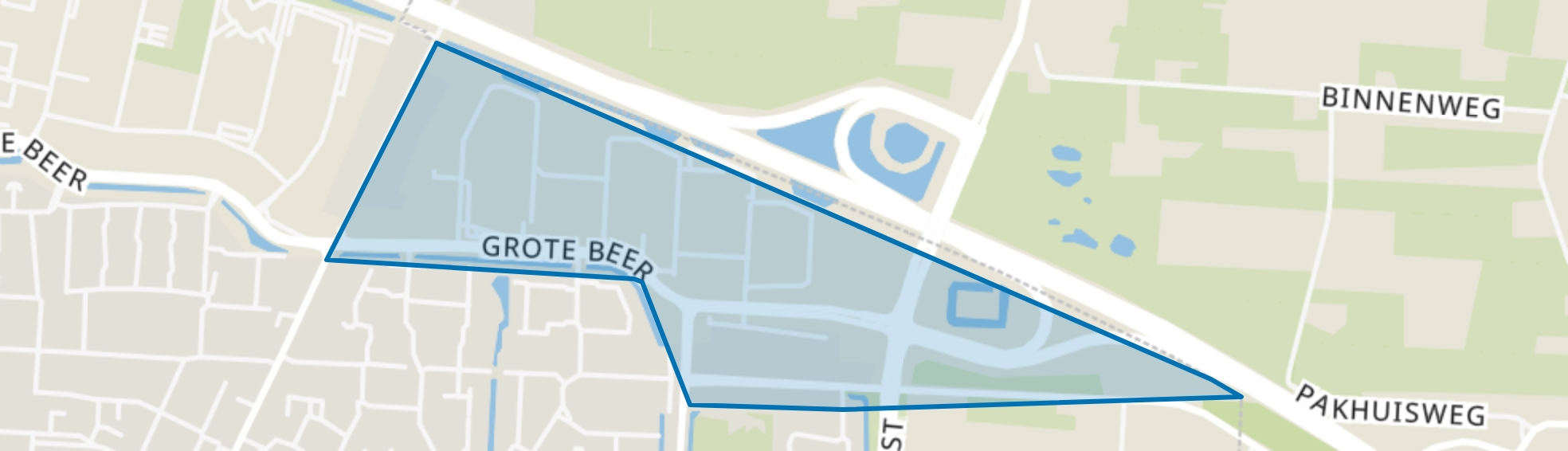De Compagnie-Oost, Veenendaal map