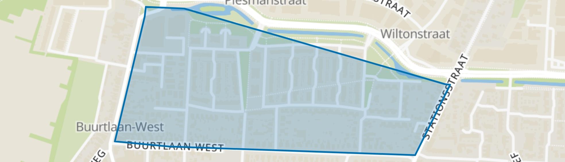 De Gelderse blom, Veenendaal map