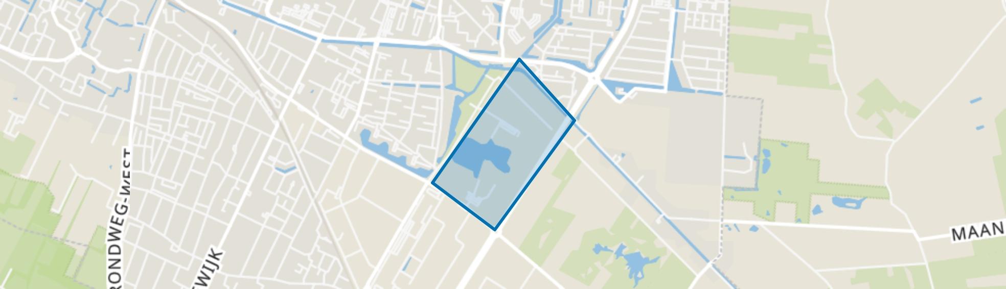 De Groene Velden, Veenendaal map