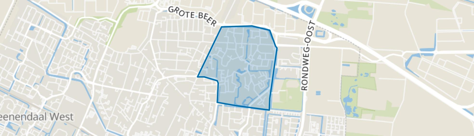 Dragonder-Noord, Veenendaal map