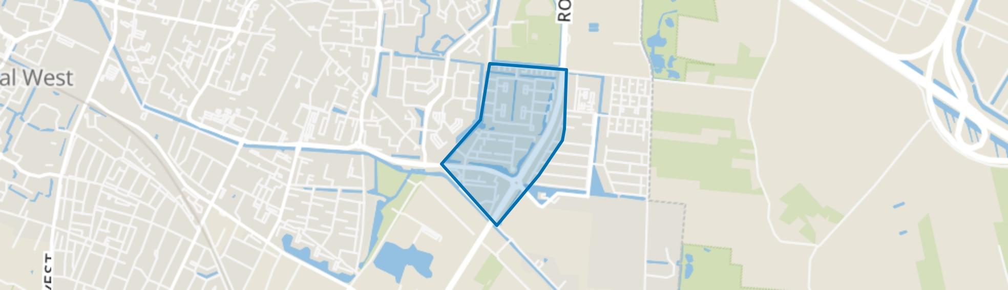 Dragonder-Oost, Veenendaal map