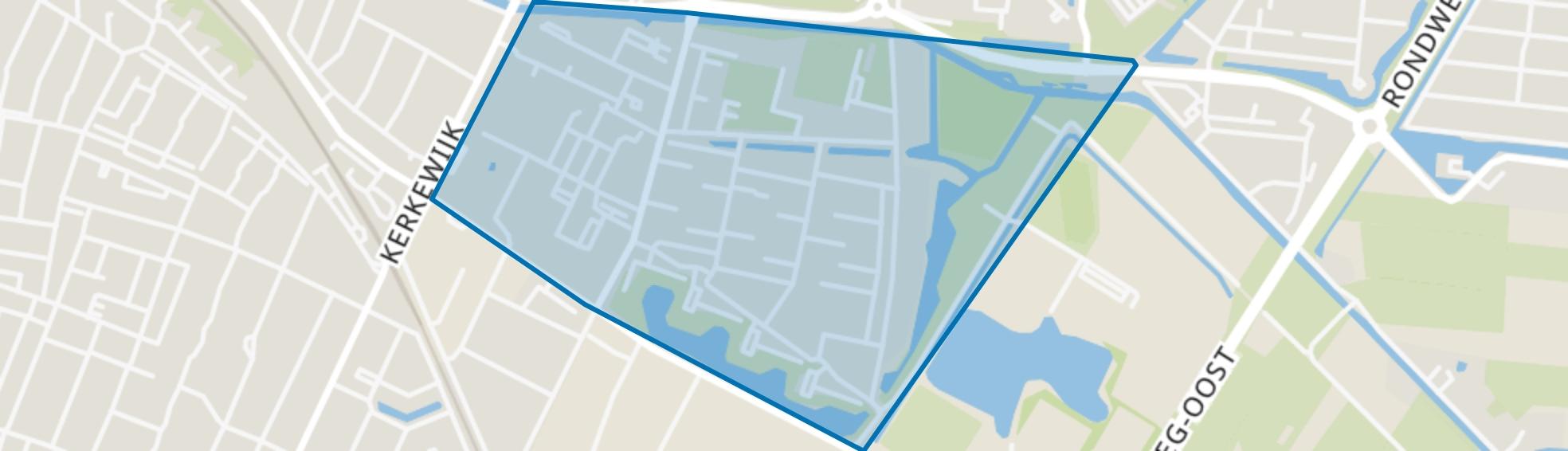 Engelenburg, Veenendaal map