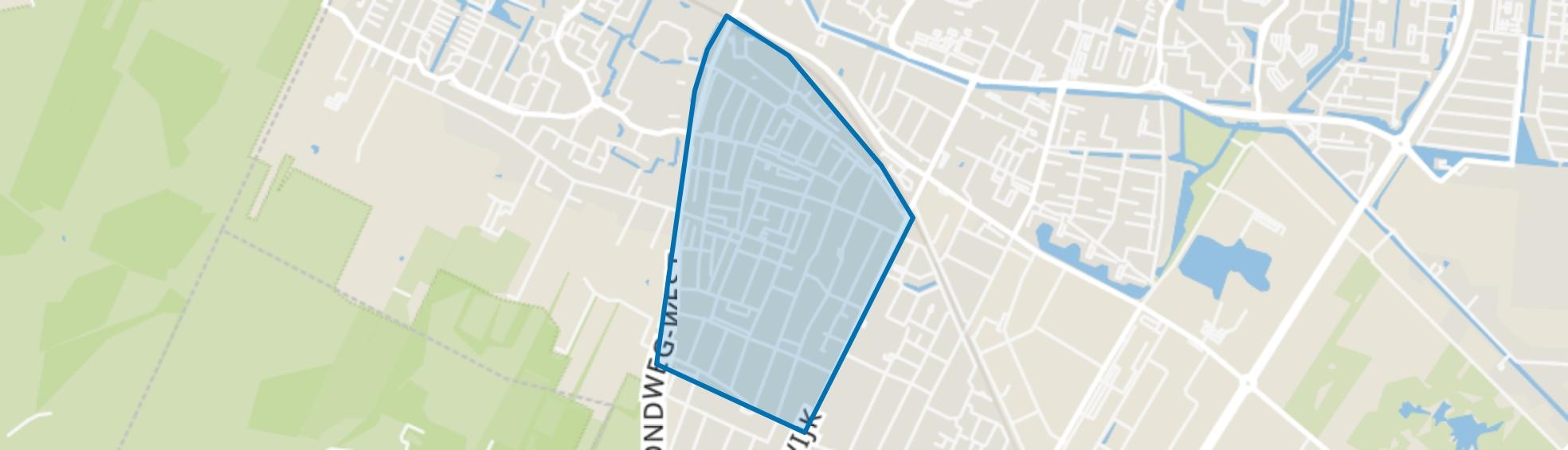 Franse Gat, Veenendaal map