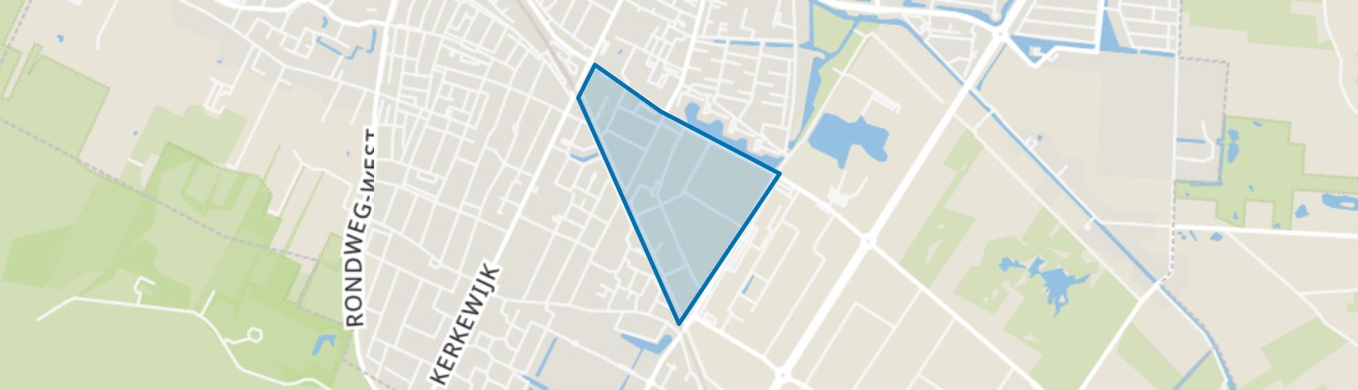 Het Ambacht, Veenendaal map