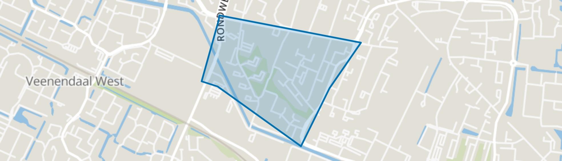 Molenbrug, Veenendaal map