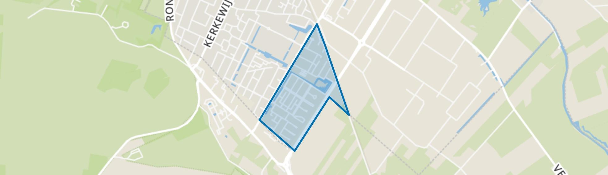 Petenbos-Oost, Veenendaal map