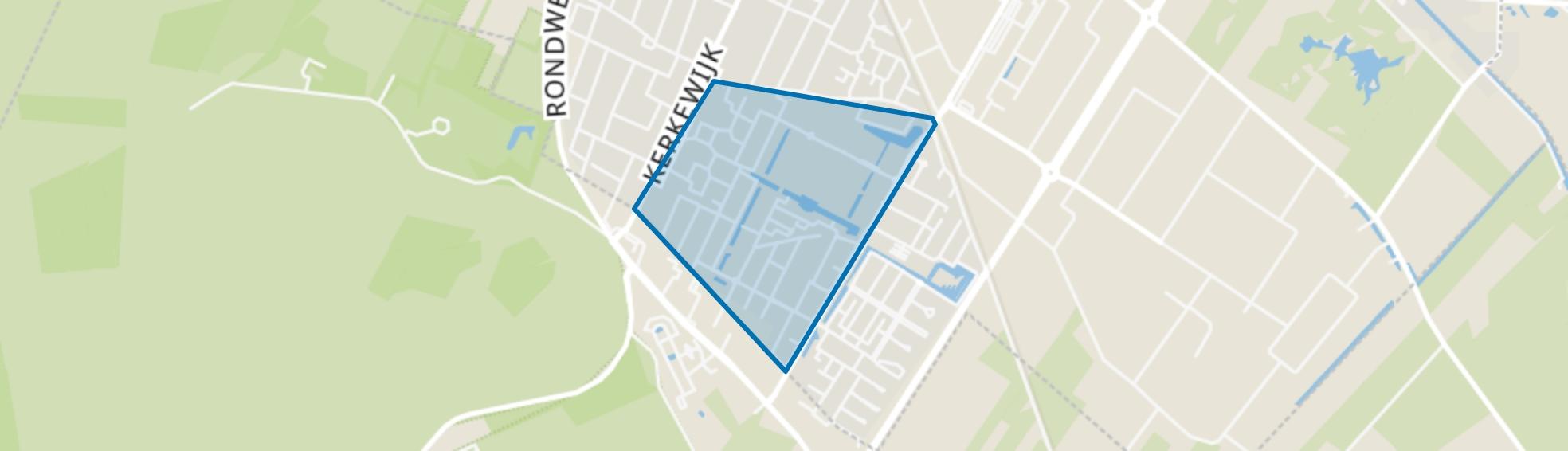 Petenbos, Veenendaal map