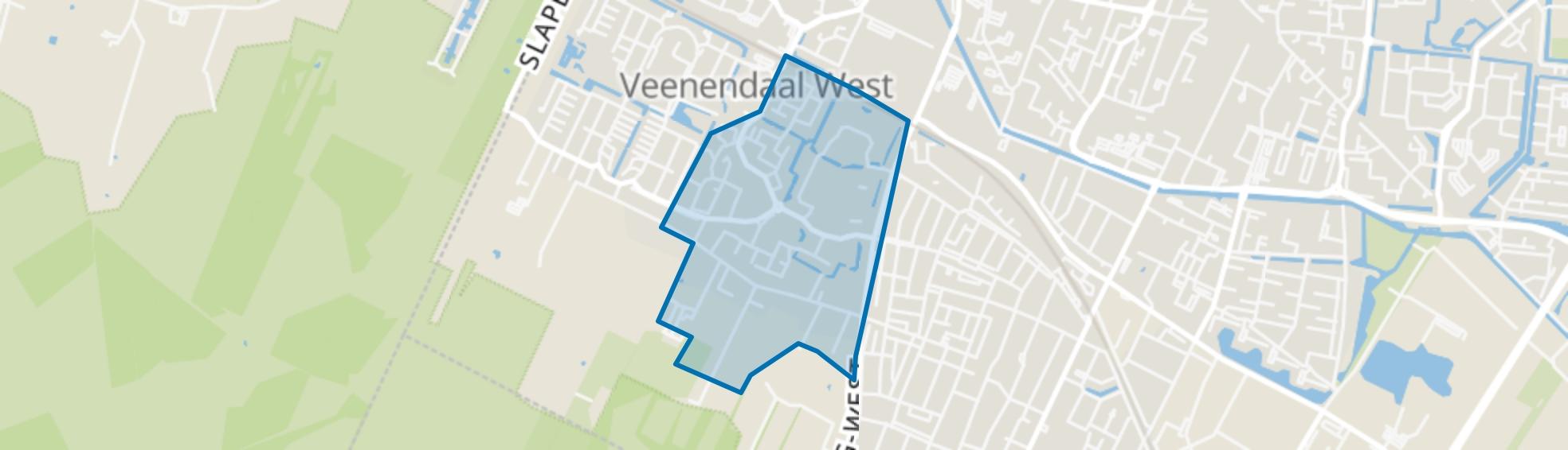 Schepenbuurt, Veenendaal map